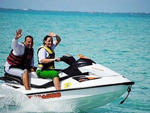 Grand Cayman Jet Ski, Stingray City and Beach Break Excursion