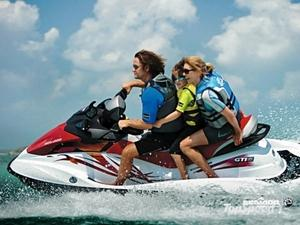 Grand Cayman Jet Ski Stingray City and Coral Reef Snorkel Safari Excursion