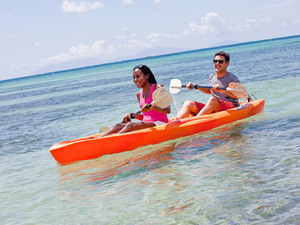 Grand Cayman Kayak and Beach Excursion
