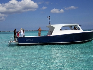 Grand Cayman Private Boat Charter Excursion