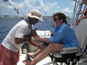 Grand Cayman Private Deep Sea Fishing Charter Excursion