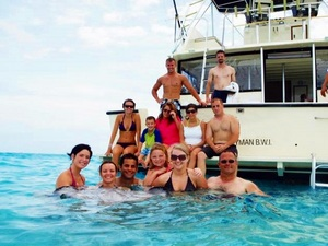 Grand Cayman Private Snorkel Charter Excursion