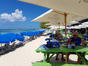 Grand Cayman Seven Mile Beach Break Excursion