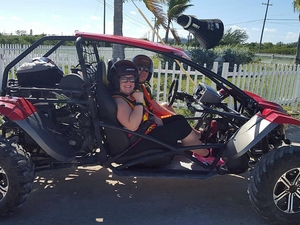 Grand Turk Adventure Dune Buggy Excursion