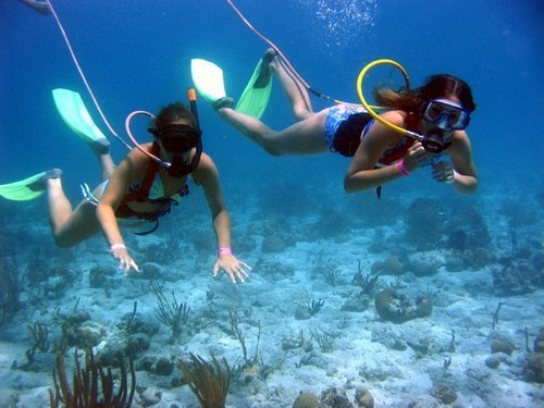 Cozumel Island SNUBA Chankanaab Tour Tickets