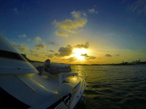 Curacao Willemstad private yacht sunset Trip Reservations