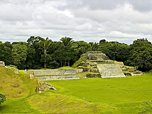 Belize Mayan ruins Shore Excursion Tickets