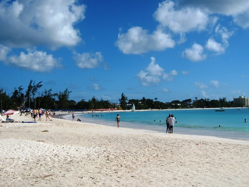 Barbados  West Indies (Bridgetown) Carlisle Bay  Cruise Excursion