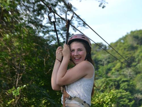 Roatan zip line and snorkel Cruise Excursion Prices