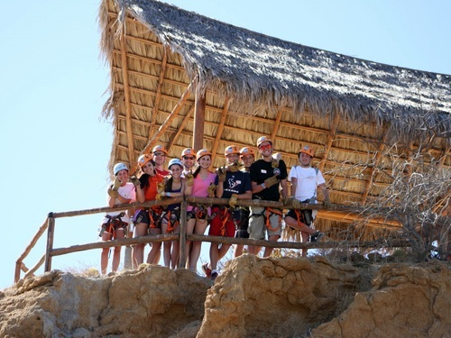 Cabo San Lucas zip line Trip Prices