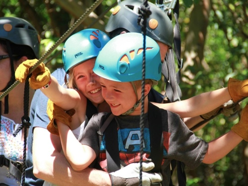 Maui Hawaii zipline Cruise Excursion Booking