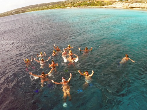 Bonaire lac bay Tour Reservations