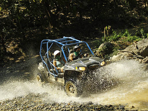 Puerto Vallarta  Mexico RZR Shore Excursion Reviews