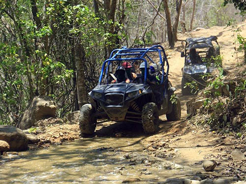 Puerto Vallarta Buggy Cruise Excursion Tickets