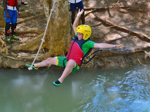 Montego Bay waterfall climb Tickets