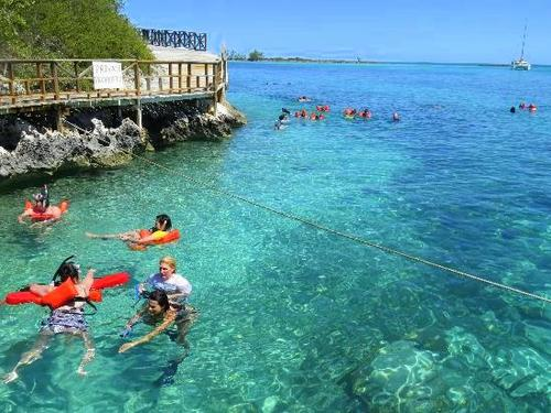 Nassau Beach Day Pass Excursion Reservations