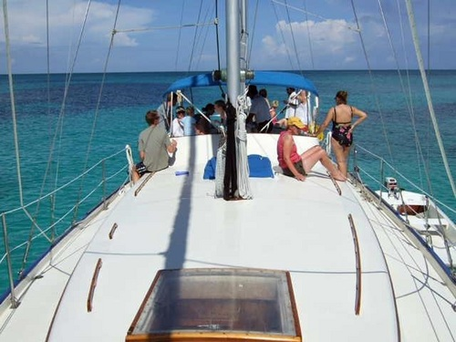 Nassau sail snorkel and beach Trip Reservations