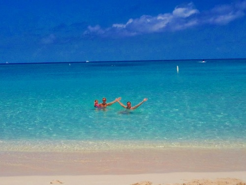 Cayman Islands (George Town) kayak and beach break Shore Excursion Reservations
