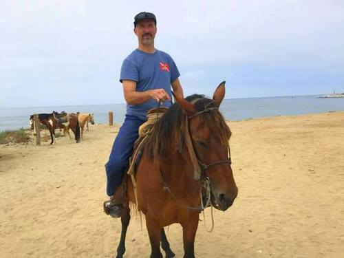 Ensenada guided horseback Tour Cost