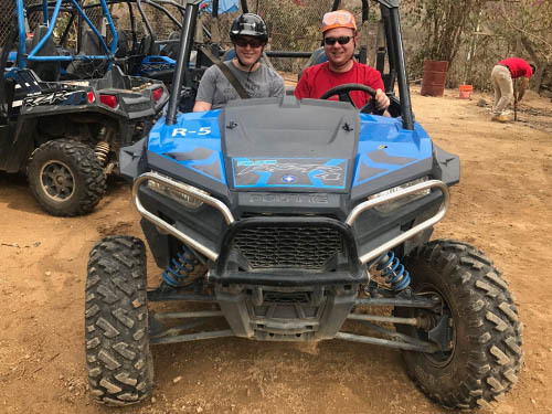 Puerto Vallarta  Mexico RZR Excursion Reviews