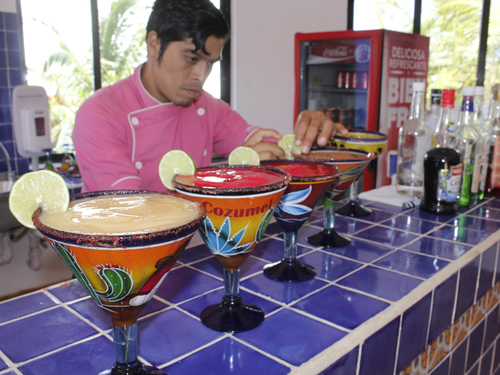 Cozumel Mexico salsa and salsa Trip Prices