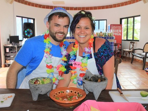 Cozumel salsa and salsa Shore Excursion Reservations