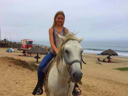Ensenada guided horseback Tour Booking