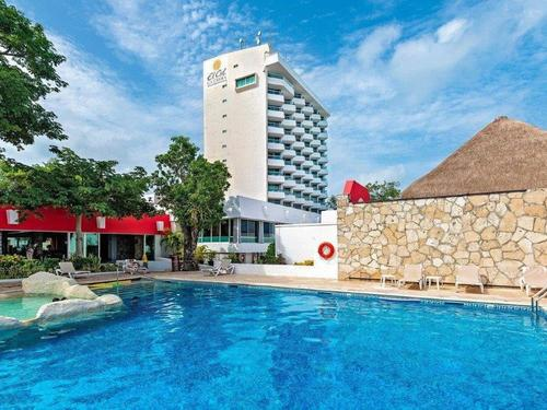 Cozumel Island El Cid La Ceiba Resort All Inclusive Beach Break Excursion Cost