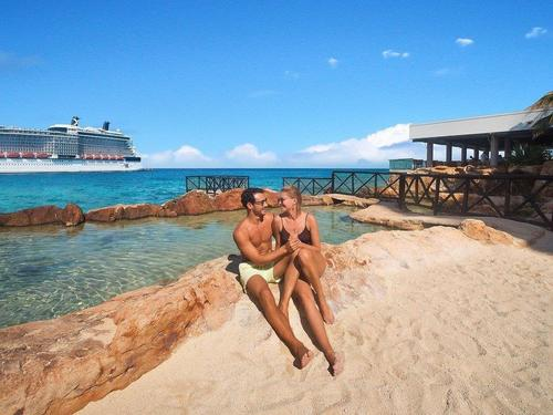 Cozumel Mexico El Cid La Ceiba Resort All Inclusive Beach Break Trip Cost