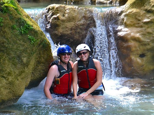 Montego Bay white water rapids Booking
