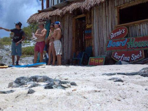 Cozumel  Mexico surfing lessons Excursion