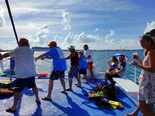 Key West Fury snorkel Excursion Prices
