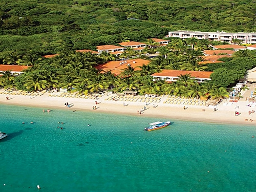 Roatan Mayan Princess Beach Break Excursion