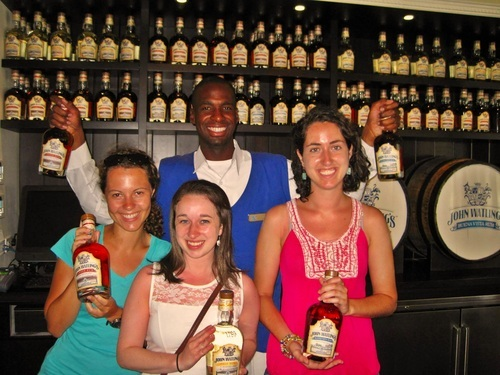 Nassau Bahamas John Watling Distillery Excursion Reviews