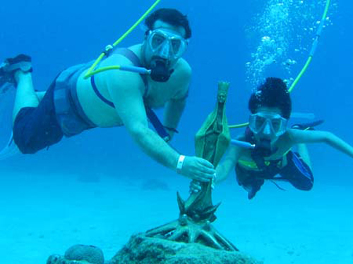 Cozumel Port SNUBA Dive and Snorkeling Chankanaab Beach Trip Prices