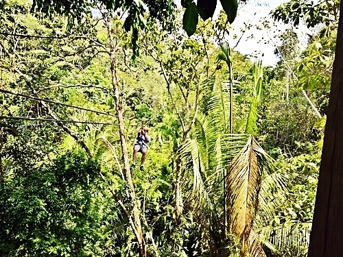 Belize zipline Shore Excursion Reviews
