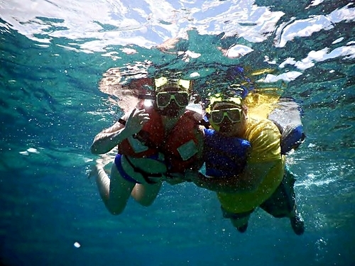 Curacao guided kayak Shore Excursion Booking