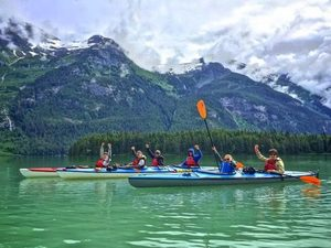 Haines Chilkoot Lake State Park Kayak Excursion