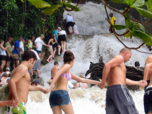 Montego Bay waterfall climb Reviews