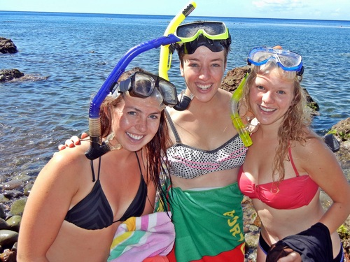 Dominica  Roseau Champagne Reef Cruise Excursion Reviews