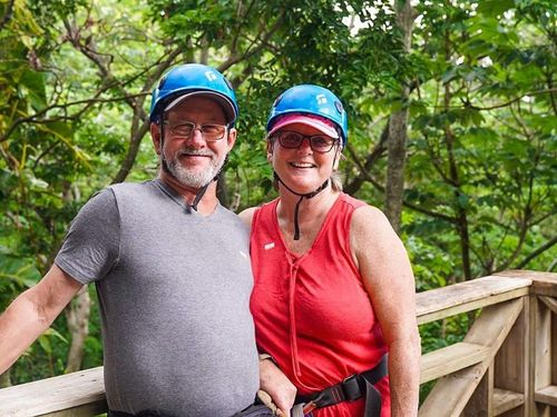 Roatan  Honduras zip line Reviews