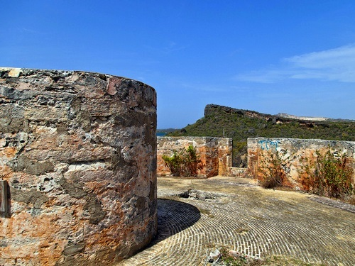 Curacao Fort Beekenburg Tour Tickets
