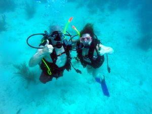 Harvest Caye Discover Scuba Diving Excursion from Shore