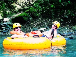 Harvest Caye Rio Grande River Tubing Excursion