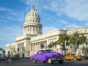 Havana Classic American Car Private Sightseeing Excursion