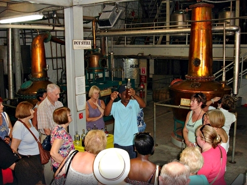 St. Lucia Castries rum distillery Cruise Excursion Tickets