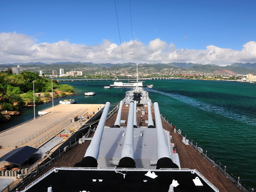 Oahu (Honolulu) Arizona Memorial Shore Excursion Cost