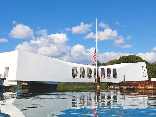 Oahu (Honolulu) Arizona Memorial Excursion Reservations