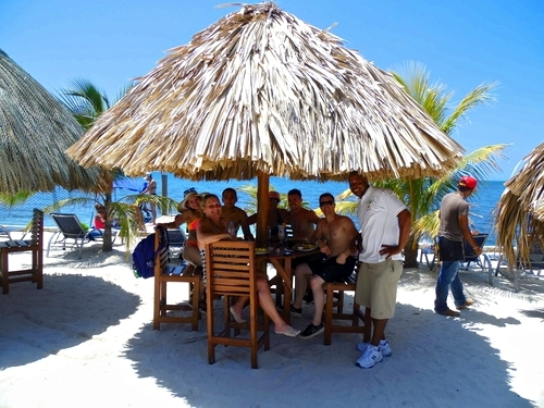 Roatan zip line Shore Excursion Reservations