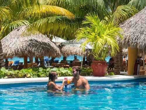 Cozumel  Mexico water trampolines Tickets
